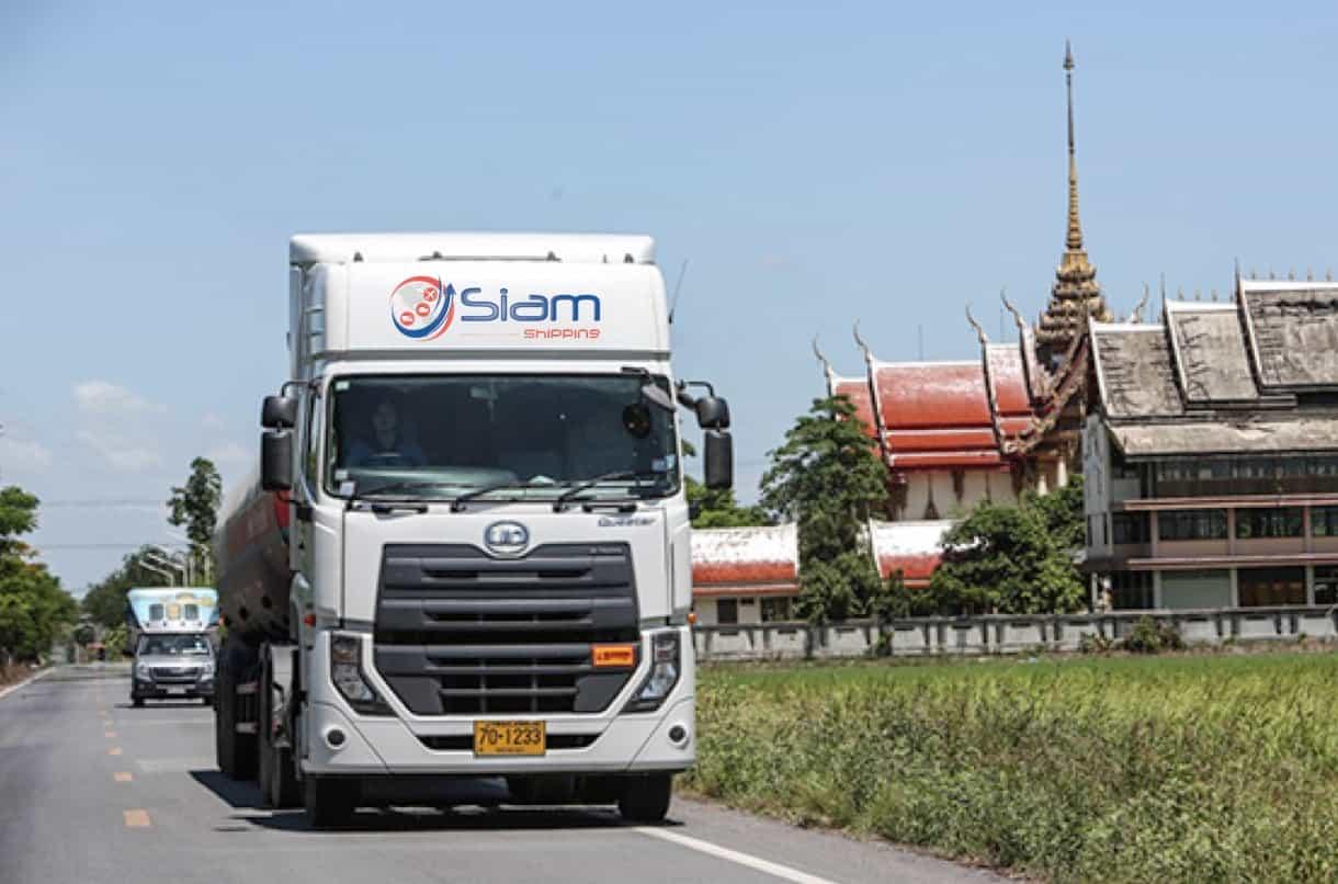 trucking in thailand