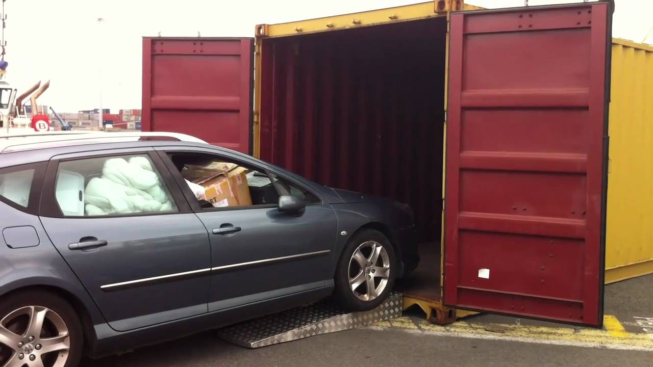 import car to thailand