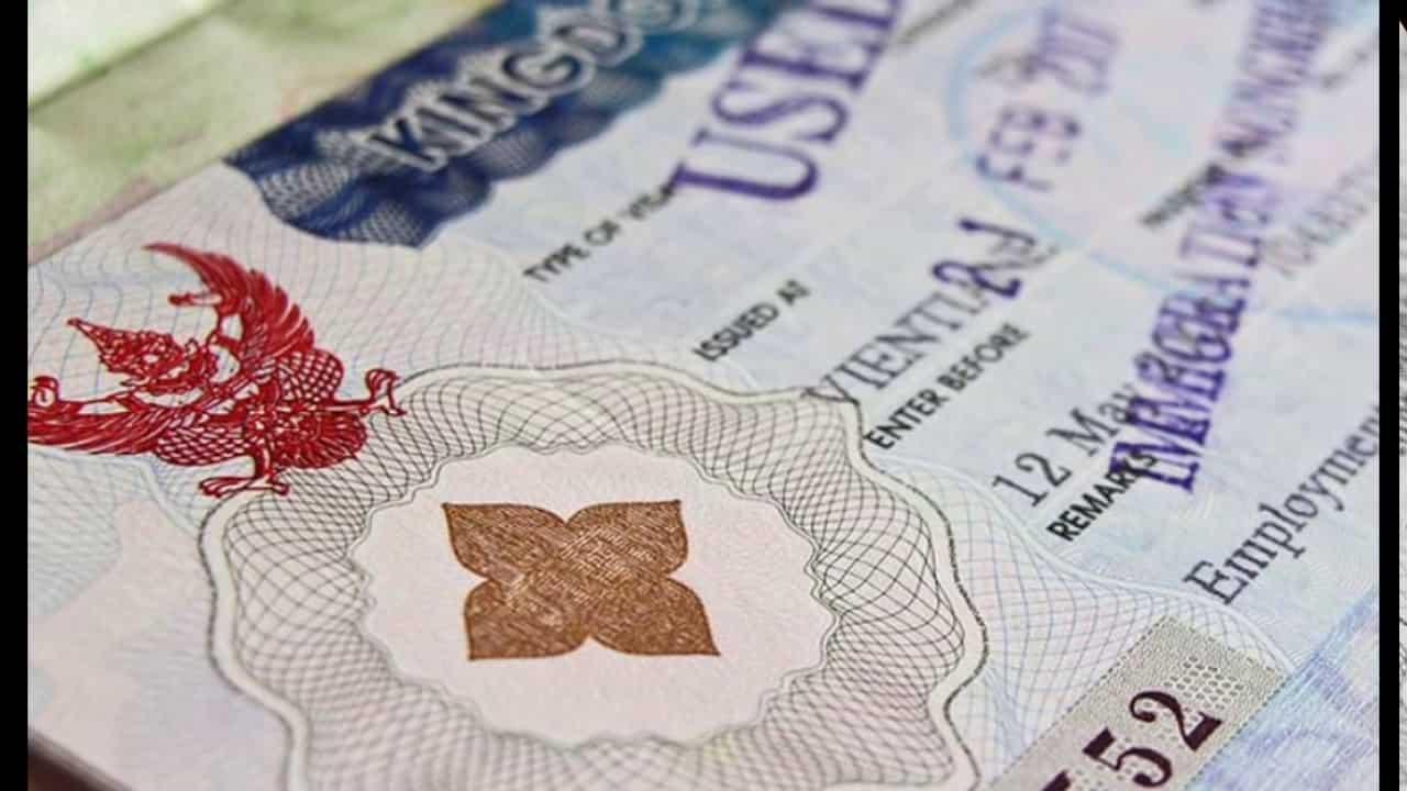 visa-thailand
